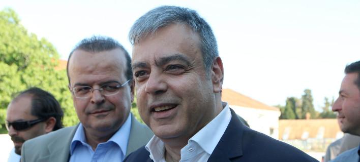 Ο υπουργός Επικρατείας Χριστόφορος Βερναρδάκης- φωτογραφία eurokinissi