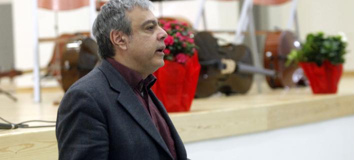 Ο Χριστόφορος Βερναρδάκης (Φωτογραφία: EUROKINISSI/ ΧΡΗΣΤΟΣ ΜΠΟΝΗΣ)