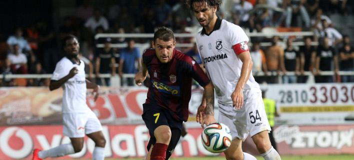 «Πολυβόλο» η Βέροια κόντρα στον ΟΦΗ – Τον κέρδισε άνετα με 4-1