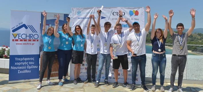 H VECHRO είναι για 3η συνεχή χρονιά χορηγός του Ναυτικού Ομίλου Σκιάθου, και του ιδιαίτερα επιτυχημένου αγώνα ιστιοπλοϊας Skiathos Cup 2018