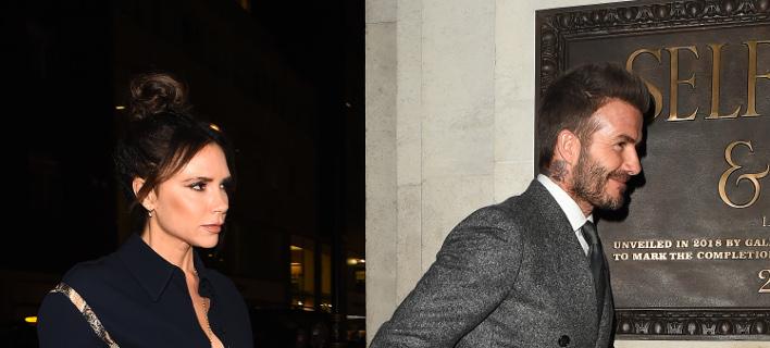 Η Βικτόρια και ο Ντέιβιντ Μπέκαμ στο Λονδίνο, Φωτογραφία: Splash-Ideal image