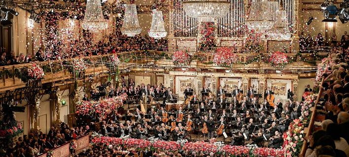 Ενας 35χρονος θα διευθύνει την ξακουστή πρωτοχρονιάτικη συναυλία της  Φιλαρμονικής της Βιέννης 231d0fe722d