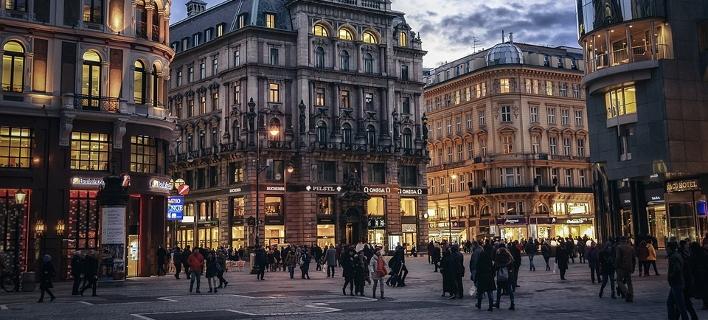 Βιέννη (Φωτογραφία: Pixabay)