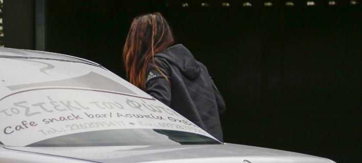 Η Βίκυ Σταμάτη στη φυλακή, για να δει τον Τσοχατζόπουλο