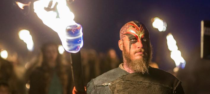 Χαμός με τις αιτήσεις για Ελληνες κομπάρσους στο Vikings -Μη στέλνετε άλλα μηνύματα