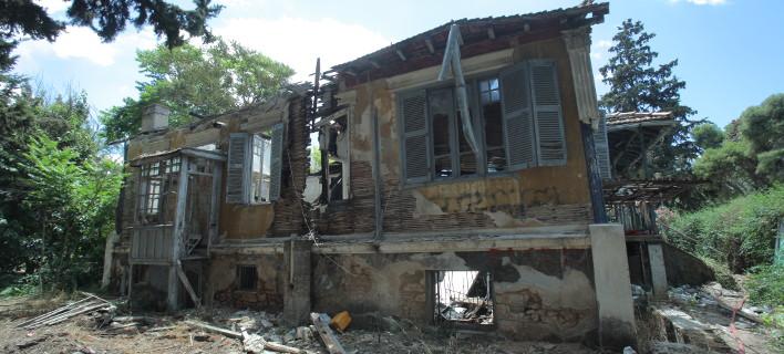 Η κρίση έδωσε τη «χαριστική βολή» στα νεοκλασικά της Αθήνας (Φωτογραφία αρχείου: EUROKINISSI/ΚΩΣΤΑΣ ΚΑΤΩΜΕΡΗΣ)