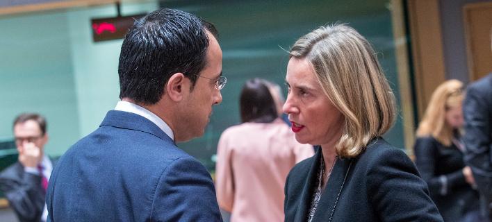 O Kύπριος ΥΠΕΞ ενημέρωσε τους Ευρωπαίους ομολόγους του για τις ενέργειες της Τουρκίας