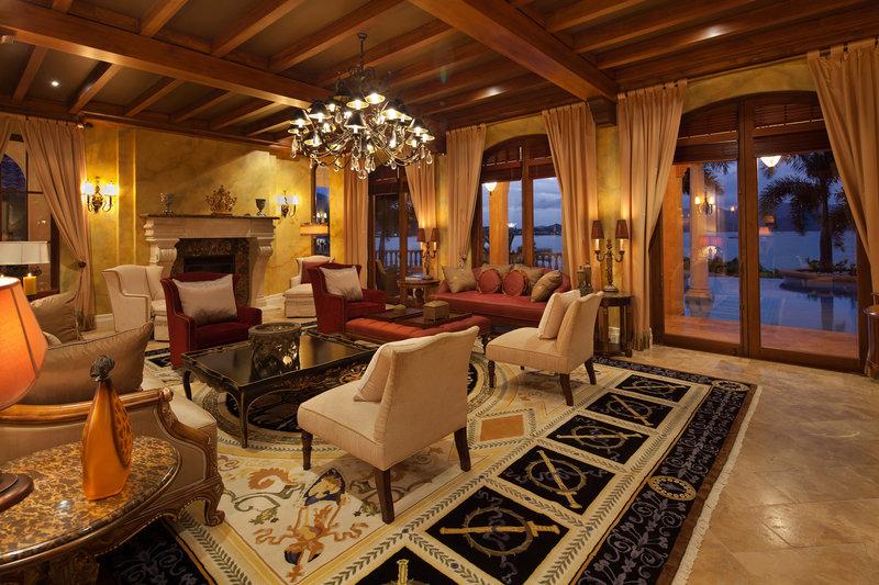 Παλάτι θυμίζει το εσωτερικό του σπιτιού