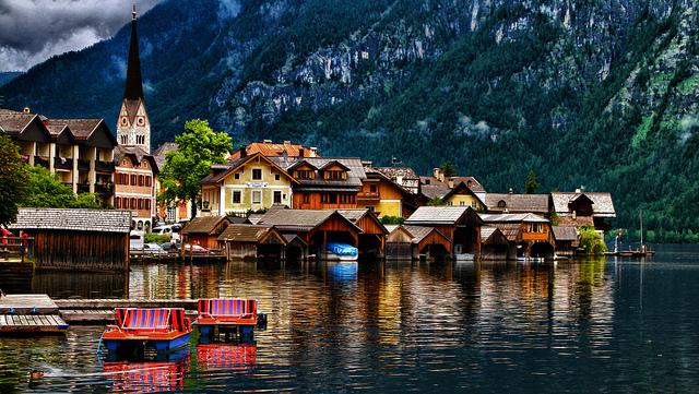 Τα 10 πιο γραφικά χωριά της Ευρώπης- Εκεί που ο χρόνος έχει σταματήσει