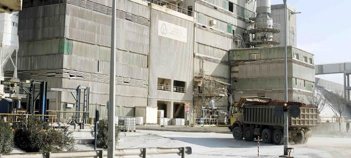 Σημαντική η πτώση της βιομηχανικής παραγωγής τον Φεβρουάριο/Φωτογραφία: Eurokinissi