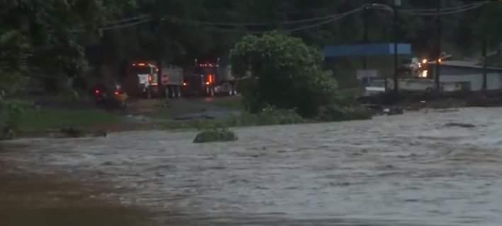 ΗΠΑ: Τουλάχιστον 20 νεκροί από πλημμύρες στη Δ. Βιρτζίνια