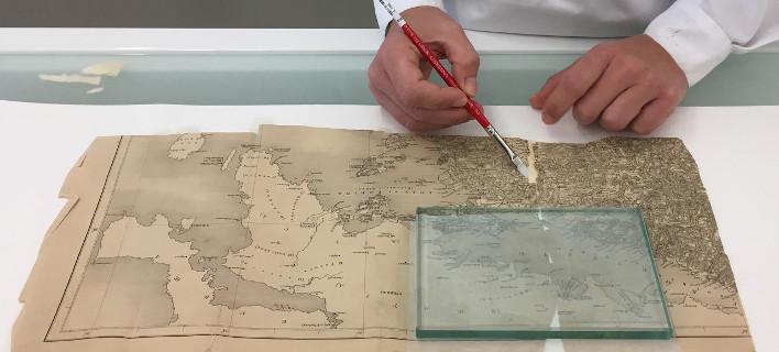 Ευρωπαϊκή Ημέρα Συντήρησης της Πολιτιστικής Κληρονομιάς στην Εθνική Βιβλιοθήκη