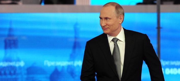 O Βλάντιμιρ Πούτιν/ Φωτογραφία AP images