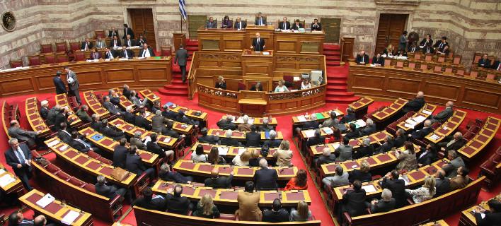 Η βουλή έκανε το θαύμα της: Ακατάσχετο στους μισθούς και συντάξεις των βουλευτών