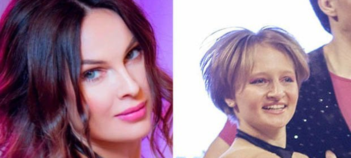 H νυν και η πρώην: Ζάνα Βόλκοβα και Κατερίνα Τιχόνοβα (Φωτογραφίες: Facebook/YouTube)