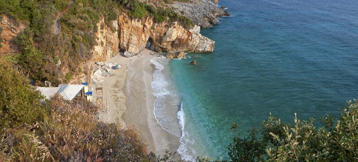Παραλία στο Πήλιο/ Φωτογραφία: Shutterstock