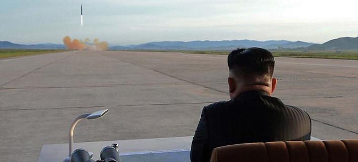 Συναγερμός: Η Β.Κορέα εκτόξευσε πύραυλο ικανό να πλήξει τις ΗΠΑ, την Ευρώπη ή την Αυστραλία