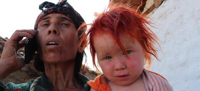 Το DNA μίλησε: Η Σάσα Ρούσεβα και ο άντρας της είναι οι βιολογικοί γονείς της μικρής Μαρίας