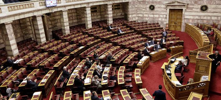 Τι θα συζητηθεί σήμερα στη Βουλή, Φωτογραφία: Eurokinissi