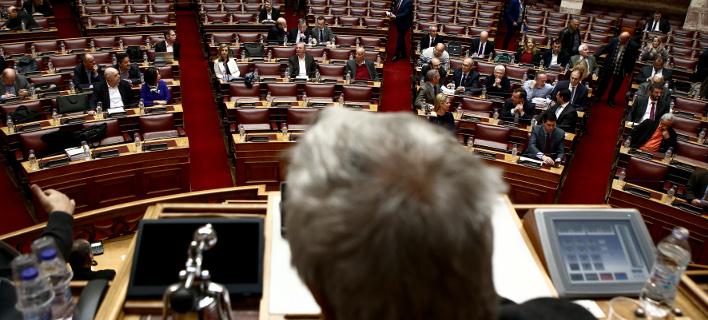 Ερευνα Prorata για δυνητική εκλογική επιρροή: ΝΔ 34%, ΣΥΡΙΖΑ 26% /Φωτογραφία: Intime News
