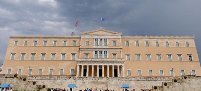 Κατατέθηκε στη Βουλή το προσχέδιο προϋπολογισμού για το 2019 -Φωτογραφία:Intimenews/ΒΑΡΑΚΛΑΣ ΜΙΧΑΛΗΣ