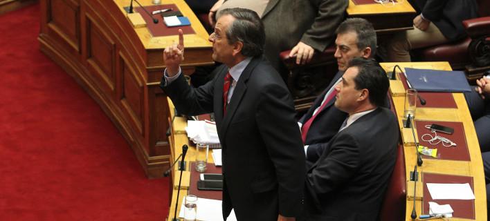 Ολοι οι διάλογοι από το μπάχαλο στη Βουλή -«Είστε ανάγωγη», «ντροπή σου»... [λίστα]