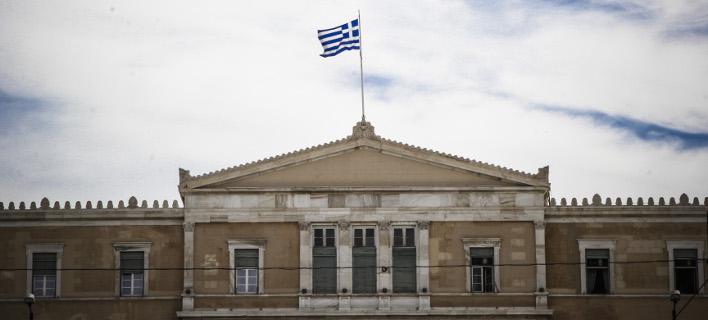 Ανταλλαγή ομολόγων εξετάζει η κυβέρνηση σύμφωνα με το Reuters (Φωτογραφία: EUROKINISSI/ΣΩΤΗΡΗΣ ΔΗΜΗΤΡΟΠΟΥΛΟΣ)