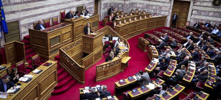 Πέρασαν οι τροπολογίες/ Φωτογραφία: EUROKINISSI- ΓΙΩΡΓΟΣ ΚΟΝΤΑΡΙΝΗΣ