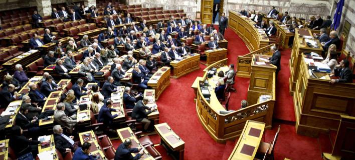 Την ερχόμενη εβδομάδα στη Βουλή το πολυνομοσχέδιο με τα προαπαιτούμενα (Φωτογραφία: EUROKINISSI/ΚΟΝΤΑΡΙΝΗΣ ΓΙΩΡΓΟΣ)