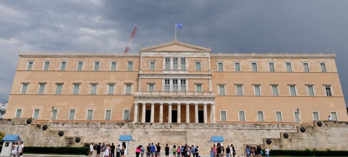 Βουλή/ Φωτογραφία: INTIME NEWS- ΒΑΡΑΚΛΑΣ ΜΙΧΑΛΗΣ