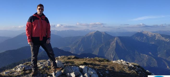 Σε 113 κορυφές της Ελλάδας για το Χαμόγελο του Παιδιού/Φωτογραφία:facebook