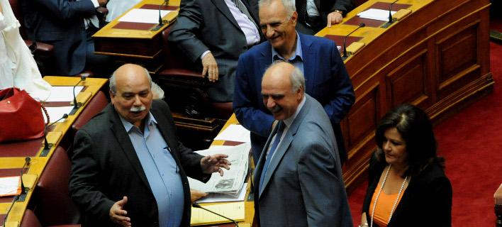 Ο Βούτσης νέος πρόεδρος της Βουλής -Με 181 ψήφους
