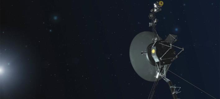 Η πιο απομακρυσμένη διαστημική μηχανή, άρχισε πάλι να λειτουργεί μετά από 37 χρόνια [εικόνα]