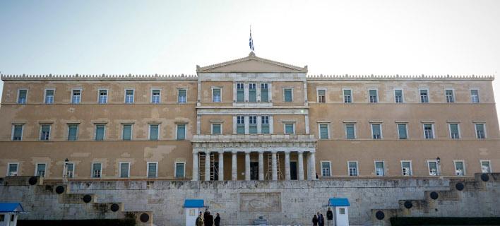 Βουλή/Φωτογραφία: Eurokinissi