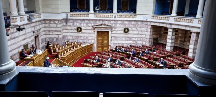 Το Κοινοβούλιο/Φωτογραφία: Eurokinissi