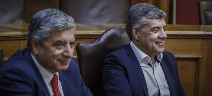 Χαμός στη Βουλή για τον «Κλεισθένη»: Αποβλήθηκε ο Αγοραστός -Φωνές για κωλοτούμπες και bullying