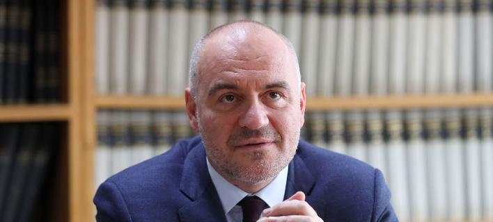 πρόεδρος ΣΒΒΕ/Φωτογραφία: Eurokinissi