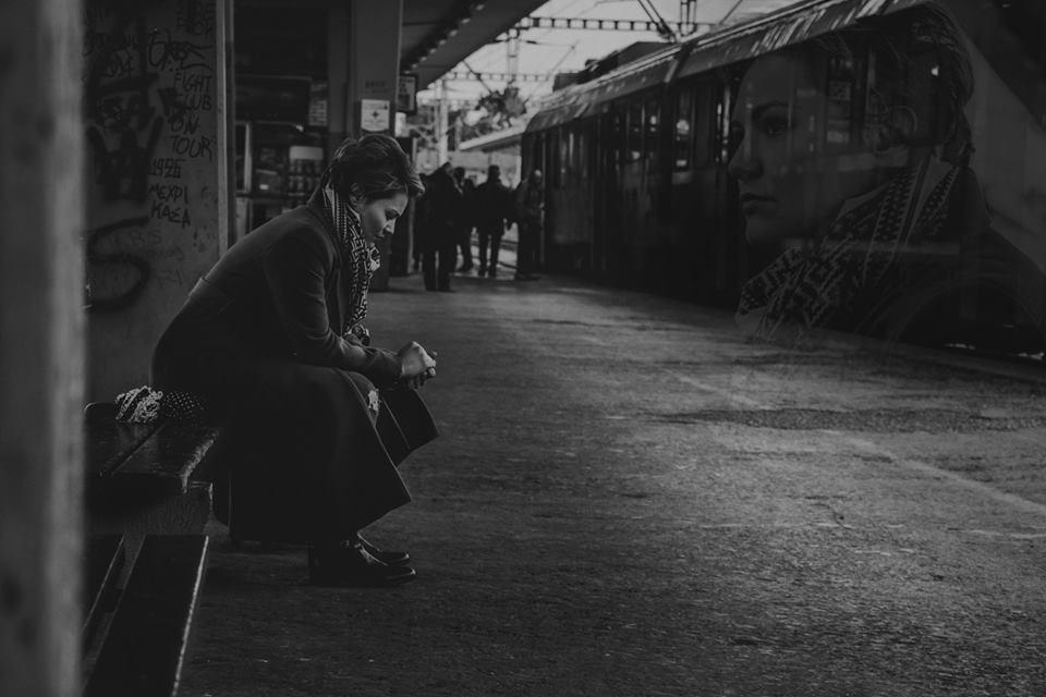 Η φωτογραφία του Γιώργου Ρόμπα που κέρδισε το 1ο βραβείο