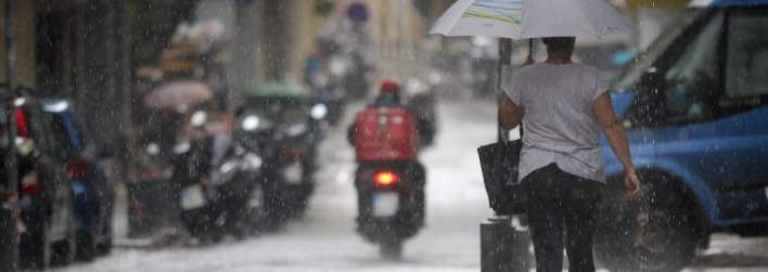 Επιδείνωση του καιρού/Φωτογραφία: EUROKINISSI/ΓΙΑΝΝΗΣ ΠΑΝΑΓΟΠΟΥΛΟΣ