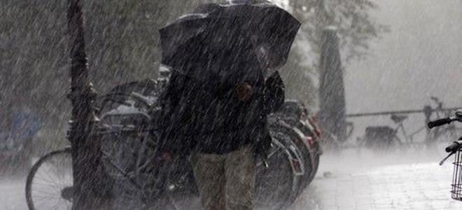 Ραγδαία επιδείνωση του καιρού- Ερχονται έντονες βροχές και καταιγίδες