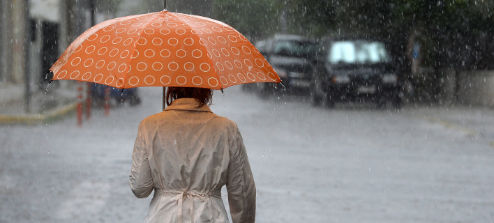 Βροχές /Φωτογραφία: Ιntime News-Γιάννης Κώτσιαρης