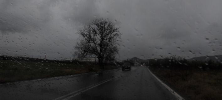Ρεκόρ βροχής στα Χανιά/ Φωτογραφία: EUROKINISSI- ΒΑΣΙΛΗΣ ΠΑΠΑΔΟΠΟΥΛΟΣ