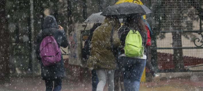 Ερχεται κακοκαιρία διαρκείας/ Φωτογραφία: EUROKINISSI- ΓΙΑΝΝΗΣ ΠΑΝΑΓΟΠΟΥΛΟΣ