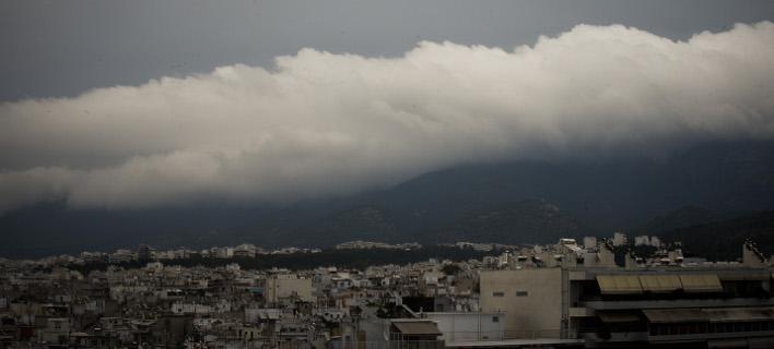 Ασυνήθιστη η καιρική διαταραχή των τελευταίων ημερών (Φωτογραφία: EUROKINISSI/ΤΑΤΙΑΝΑ ΜΠΟΛΑΡΗ)