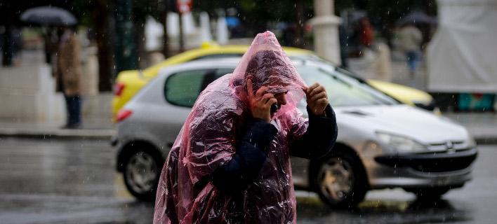 Λασποβροχή και ζέστη και σήμερα -Καταιγίδες και στην Αττική