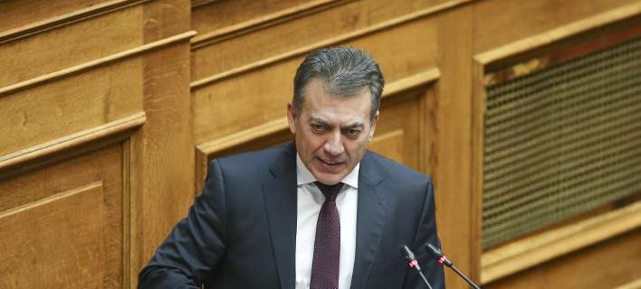 Ο βουλευτής της Νέας Δημοκρατίας Γιάννης Βρούτσης- φωτογραφία intimenews