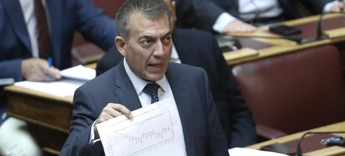 Βρούτσης: Η κυβέρνηση έδωσε 200.000 fake συντάξεις
