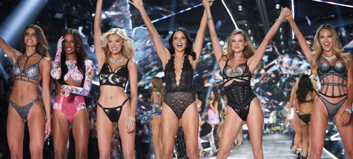 Victoria's Secrete show (Φωτογραφία: Evan Agostini/Invision/AP)