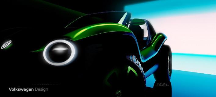 Το νέο Beach Buggy της VW θα είναι ηλεκτρικό