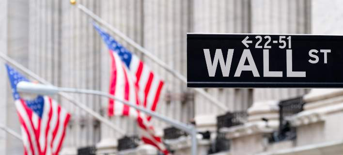 Wall Street -Φωτογραφία Shutterstock